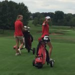 Girls Golf falls to Mason – Zaglauer medalist