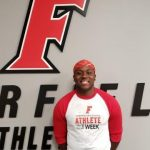 Athlete of the Week Sep 3 – Sep 9  MEKIYELL MUHAMMAD (SR) – Football