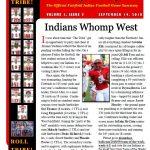 Football – Weekly Warpath – Volume 3