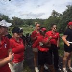 Girls Golf continuing to show improvement…