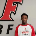 Athlete of the Week Sept 17 – Sept 23 – JEFF TYUS (SR) – Football