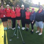 Girls Golf Zaglauer qualifies for District..