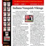 Football Weekly Warpath Volume 5