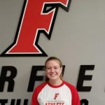 Athlete of the Week Sep 24 – Sep 30 – TRINITY MILLER (SR) – Volleyball