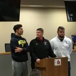 Early Recruits All & Hensley sign letters of intent…