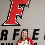 Athlete of the Week Dec 10 – Dec 16 – KELLIE KNOTTS (JR) – Swimming