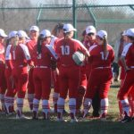 Softball opens season with decisive win over Sycamore