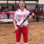 Softball takes 6-5 win over Milford in the Red's High School Showcase game