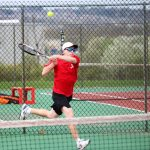 Boys tennis update…