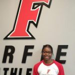 Athlete of the Week Apr 1 – Apr 7 – JASMINE KENNEDY (SO) – Track & Field
