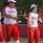 Softball blanks Middies behind Mitchell's 4 for 4 day, Wooton homers in win #10 on the season