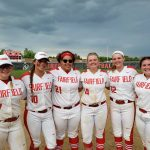 Senior day for Softball is topped off in a marathon win over West with Shotwell's walk off…