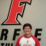 Athlete of the Week May 6 – May 12 – MARC SHIVELEY (SR) – Tennis