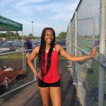 Athlete of the Week May 13 – May 19 – JANIYAH MALONE(JR) – Track & Field
