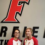 Athlete of the Week Aug 26 – Sep 1 – FARAH DESAI & OLIVIA HERREN (SR) – Tennis