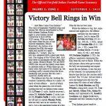 Football Weekly Warpath V 2 Issue 1