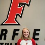 Athlete of the Week Sept 2 – Sep 8 – MEGAN BARTH (SR) – Volleyball