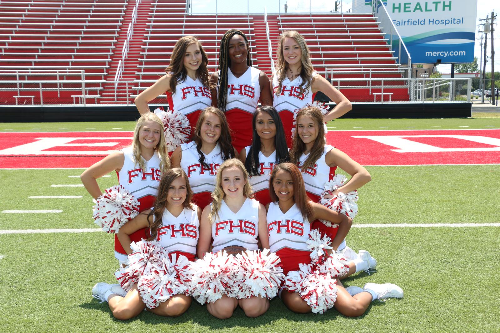 Update: Cheerleading Tryout Communication