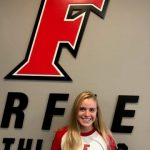 Athlete of the Week Sep 9 – Sep 15 – CAROLINE RITZIE (SR) – Cross Country