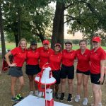 Girls Golf rings the victory bell with win over Princeton