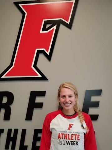 Athlete of the Week Sep 30 – Oct 6 – SHELBY O'LEARY (SR) – Soccer
