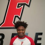 Athlete of the Week Oct 21 – Oct 27 – MALACHI SANDERS (SR) – Football / Defense