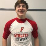 Athlete of the Week Nov 25 – Dec 1 – MAX REED (FR) – Swimming