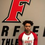 Athlete of the Week – Jan 6 – Jan 12 – ZAVIAN RICKS (SR) – Basketball