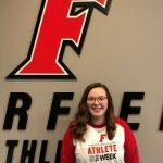 Athlete of the Week Jan 6 – Jan 12 – KATIE DASHLEY (SO) – Bowling