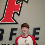 Athlete of the Week Jan 13 – Jan 19 – NATHAN TAYLOR (SR) – Academic