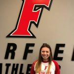 Athlete of the Week Jan 27 – Feb 2 – KELLIE KNOTTS (SR) – Swimming