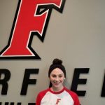 Athlete of the Week Feb 10 – Feb 16 – KRISTEN LEESEMANN (JR) – Basketball