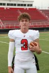 Athlete of the Week Aug 31 – Sep 6 – TALON FISHER (FR) – Football