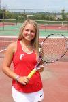 Athlete of the Week Aug 31 – Sep 6 – LIBBY JOHNSON & ALEXA SASSER(SR) – Tennis