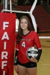 Athlete of the Week Sept 28 – Oct 4 – EMMA MILLER (SR) – Volleyball