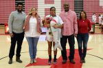 Girls Basketball 2021 Senior Night