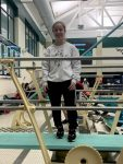 Athlete of the Week Jan 25 – Jan 31 – KASEY EDWARDS (SO) – Diving