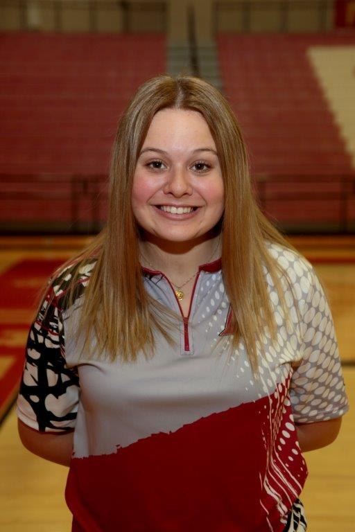 Athlete of the Week Feb 15–Feb21 – HALEIGH WALLACE (JR)–Bowling