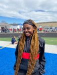 Athlete of the Week Mar 22– Mar28 – JADA IRWIN (SO)– Track & Field