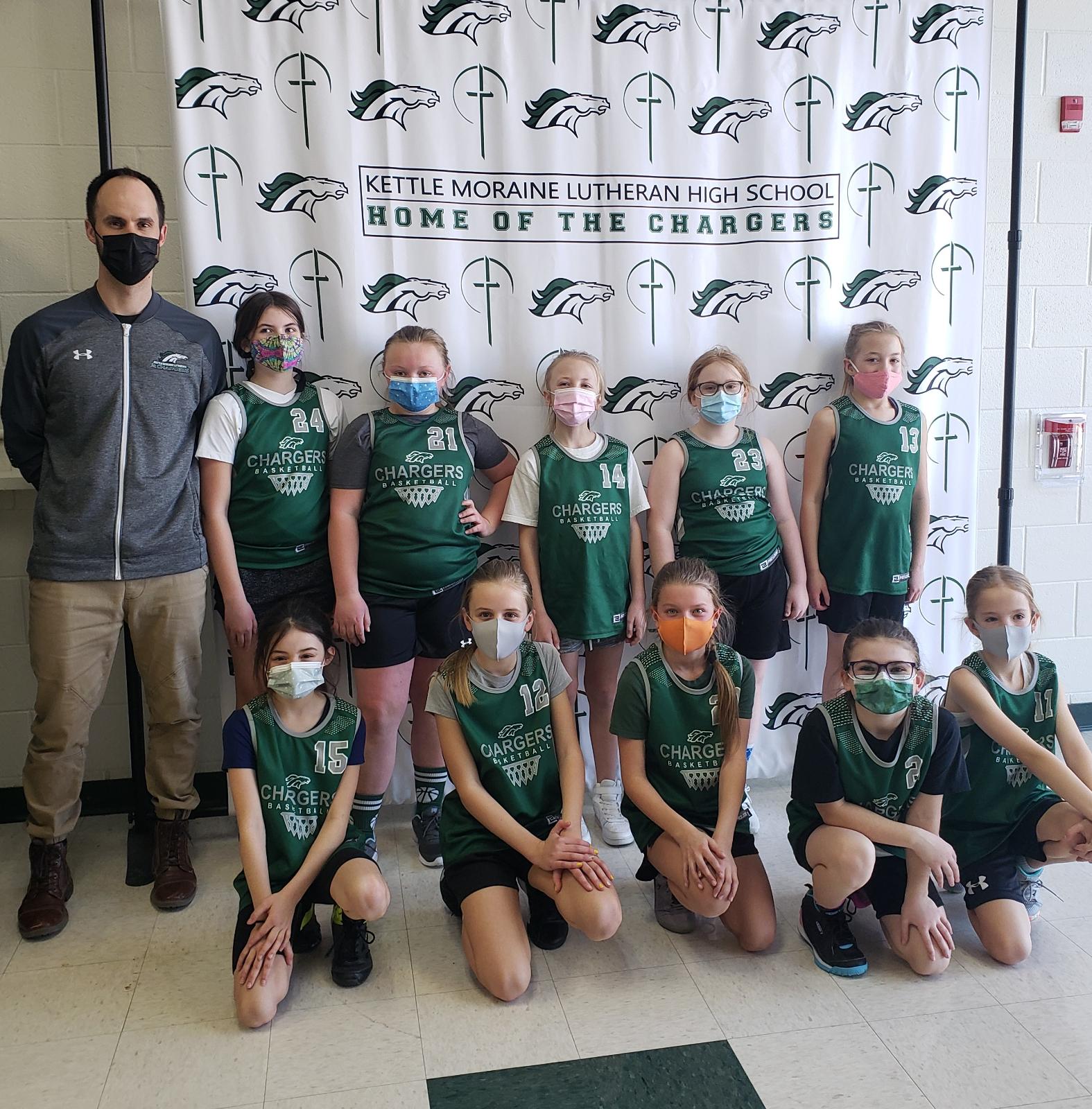 KML 4th Grade Girls Basketball Invitationals