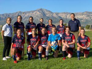 Women's Varsity Soccer 2020
