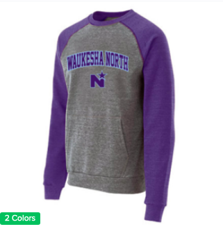 @NorthBoosters Spirit Wear Available Online