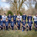 Mustang's Varsity Football 2021