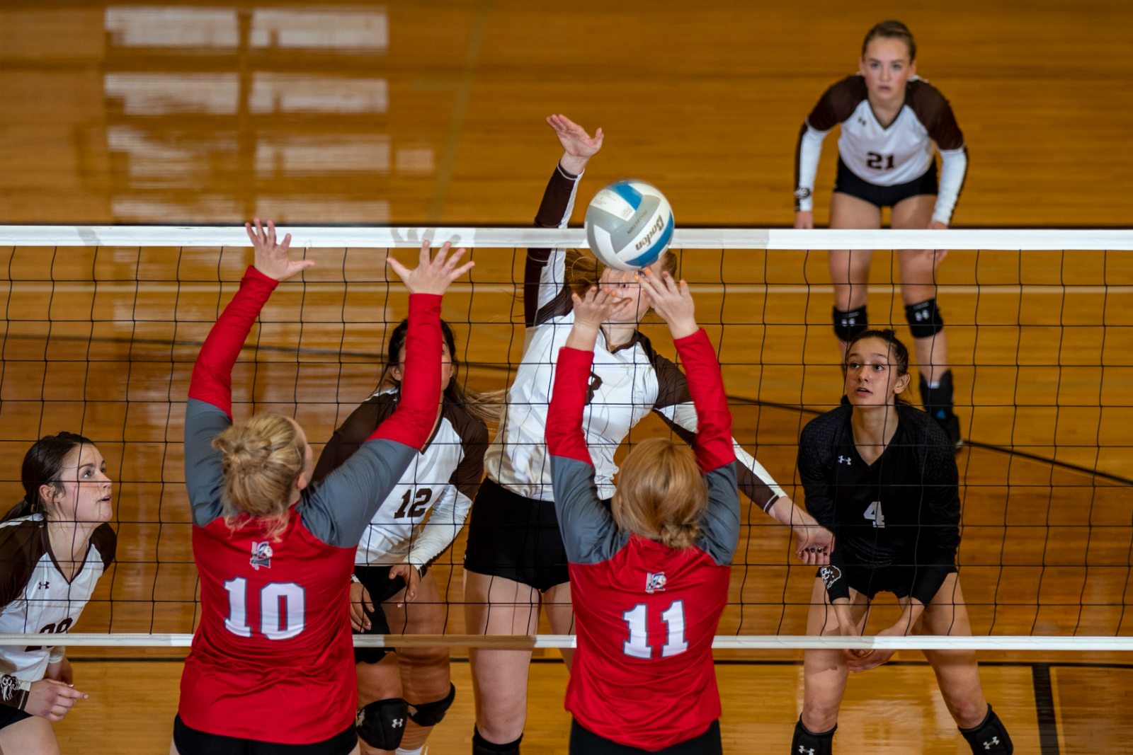 State finals prove difficult task for Lady Buffs volleyball after late-season surge