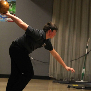 Buffs' bowlers set sights high for state tourney