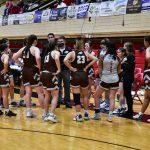 Lady Buffs basketball splits opening weekend road games