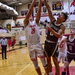 Buffs' boys basketball struggles in weekend road games