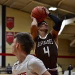 Buffs fall short in loss to state-ranked Hays