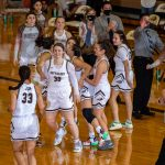 Lady Buffs get signature win over Liberal