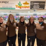 Lady Buffs' bowlers blank Liberal in WAC action
